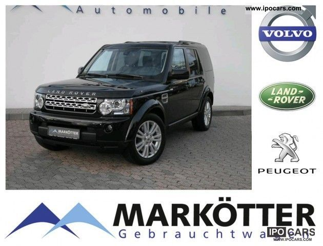 2010 Land Rover  Discovery 3.0 TD V6 Aut. HSE / Navi / heater / Other Used vehicle photo