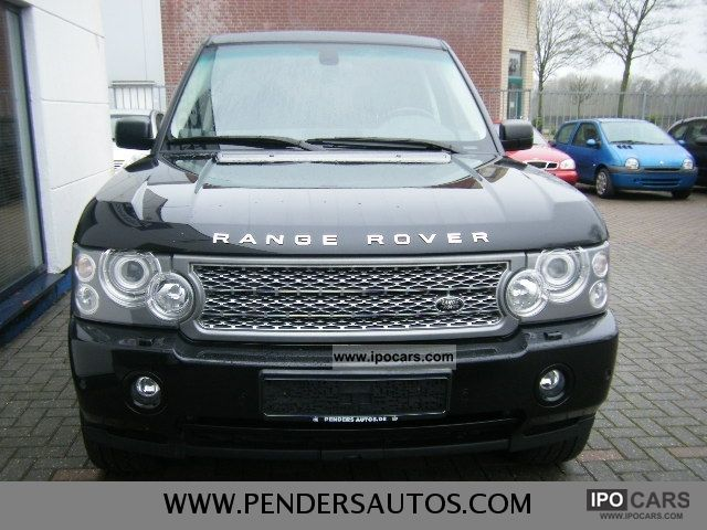 2010 land rover range rover supercharged v8 volausstatung car photo and specs. Black Bedroom Furniture Sets. Home Design Ideas