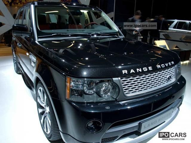 2011 Land Rover  Range Rover Sport TDV6 S 3.0, 155 kW (211 hp) ... Off-road Vehicle/Pickup Truck New vehicle photo