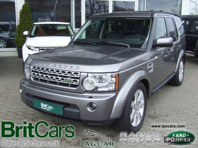 2010 Land Rover  Discovery TDV6 SE IV 3.0 Off-road Vehicle/Pickup Truck Used vehicle photo