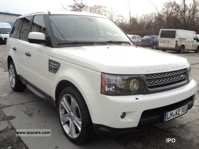 2010 Land Rover  Range Rover Sport TDV8 HSE Off-road Vehicle/Pickup Truck Used vehicle photo