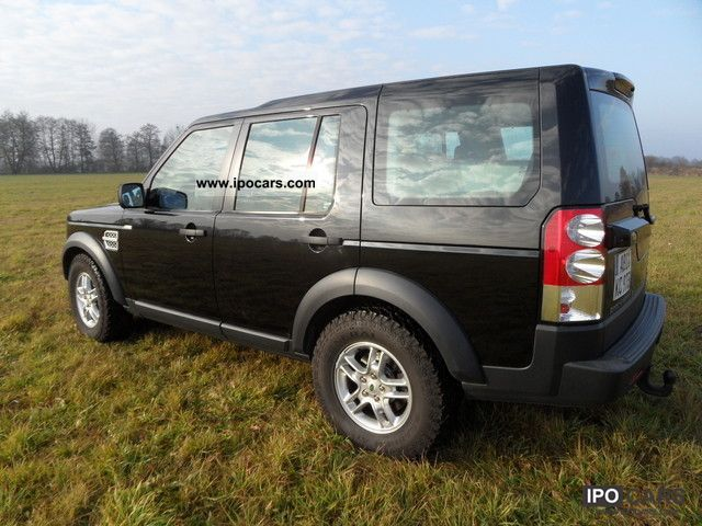 2010 Land Rover Discovery 4 7 Seats Sunroof Navigation System Car Photo And Specs