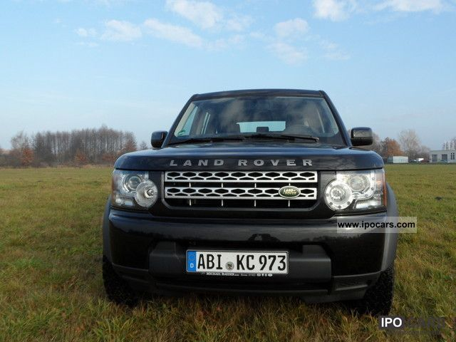 2010 Land Rover Discovery 4 7 Seats Sunroof Navigation