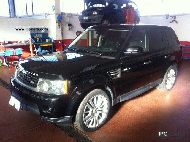 2011 land rover range rover sport 3 0 tdv6 hse car photo and specs. Black Bedroom Furniture Sets. Home Design Ideas
