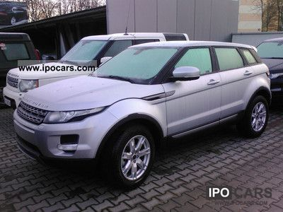 2012 Land Rover  Evoque TD4 Aut. Dynamic PANORAMA / XENON / INSTANTLY Off-road Vehicle/Pickup Truck Used vehicle photo