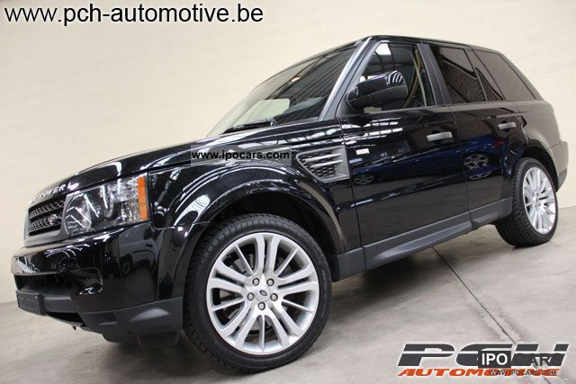 2011 Land Rover  Range Rover Sport TDV6 HSE Off-road Vehicle/Pickup Truck Used vehicle photo