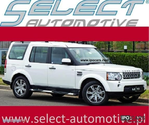 2018 Land Rover Discovery Sport Hse Road Test: 2012 Land Rover Discovery 4 -19% HSE STDV6 245km