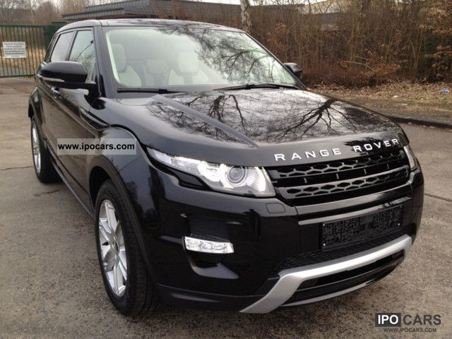 2012 Land Rover  Evoque TD4 Aut. Dynamic PANORAMA / NAVI / INSTANTLY Off-road Vehicle/Pickup Truck Used vehicle photo