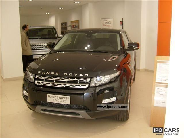 2012 Land Rover  Evoque COUPE 'SD4 DYNAMIC Other Used vehicle photo