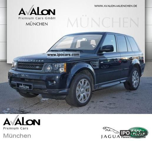 2011 Land Rover  Range Rover Sport TDV6 S, new cars, leather, xenon Off-road Vehicle/Pickup Truck Employee's Car photo