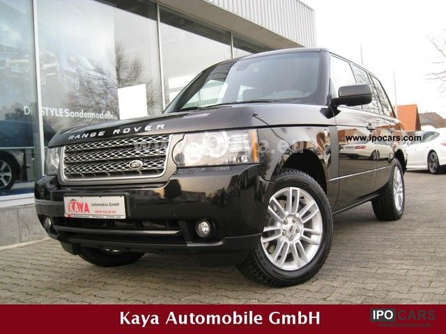 2009 Land Rover  Range Rover TDV8 HSE * facelift * / FULL ... Off-road Vehicle/Pickup Truck Used vehicle photo