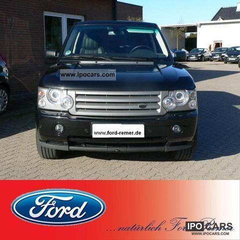 2009 Land Rover  Range Rover Vogue V8 SUV with Top * exh Off-road Vehicle/Pickup Truck Used vehicle photo