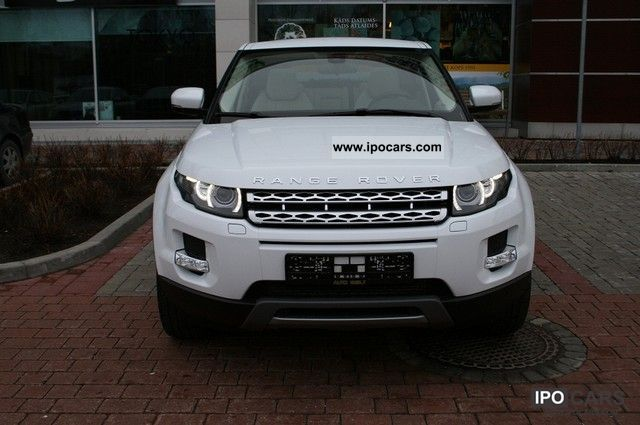 2012 Land Rover  Evoque SD4 Aut. Prestige IN STOCK! Off-road Vehicle/Pickup Truck Used vehicle photo