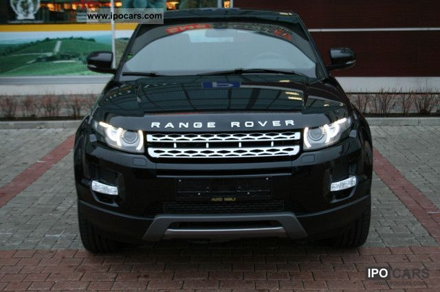 2012 Land Rover  Evoque Si4 Prestige Aut IN STOCK! Off-road Vehicle/Pickup Truck Used vehicle photo