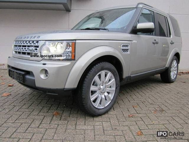2012 Land Rover  Discovery TDV6 HSE 4 3.0 Automaat Off-road Vehicle/Pickup Truck Demonstration Vehicle photo