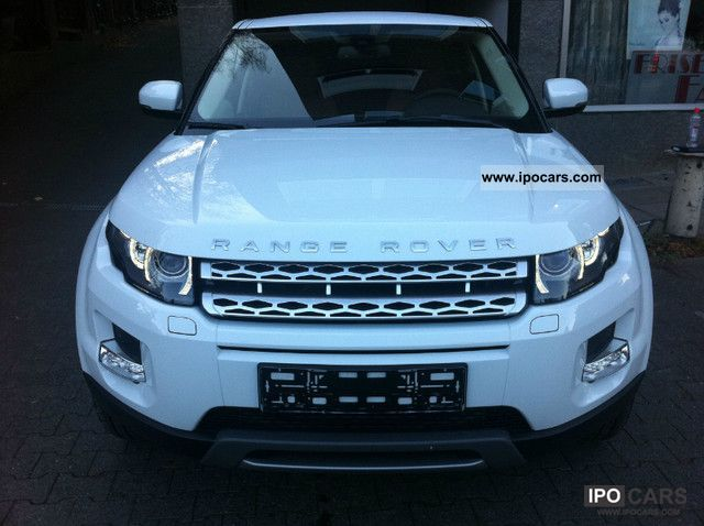 2012 Land Rover  RRE SD4-Prestige/TV/Key/MMS in fund / Off-road Vehicle/Pickup Truck Used vehicle photo