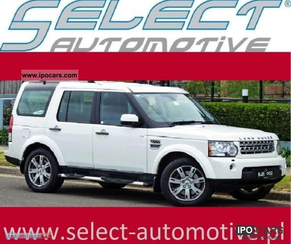 2012 Land Rover  Discovery -20% Off-road Vehicle/Pickup Truck Used vehicle photo