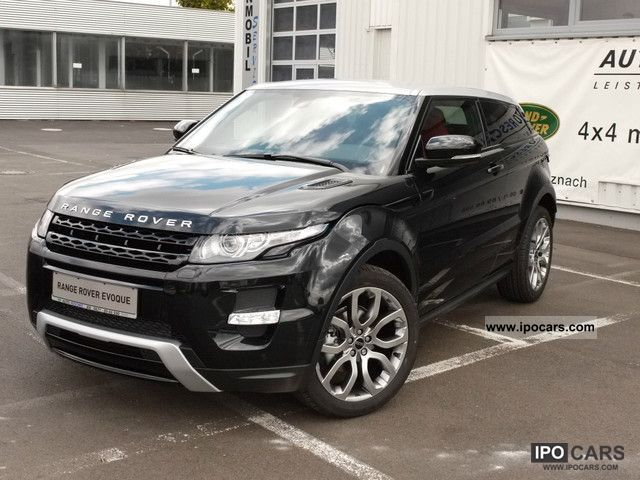 2012 Land Rover  Dynamic Coupe SD4 car available now! Off-road Vehicle/Pickup Truck Used vehicle photo