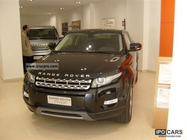 2012 Land Rover  Evoque COUPE 'SD4 PRESTIGE Other Used vehicle photo