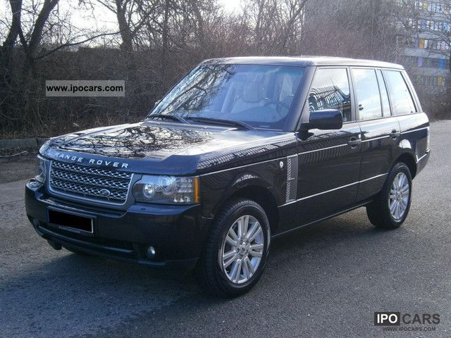 2011 Land Rover  Range Rover TDV8 Vogue, Standh. , 20 \ Off-road Vehicle/Pickup Truck Used vehicle photo