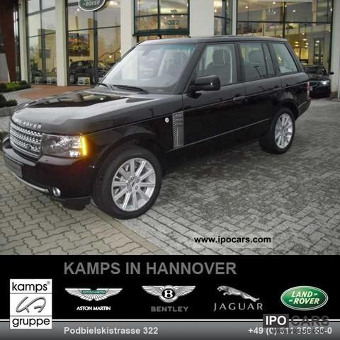 2009 Land Rover  Range Rover V8 Supercharged Hanover Off-road Vehicle/Pickup Truck Used vehicle photo