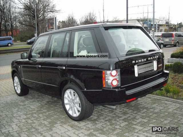 2009 land rover range rover v8 supercharged hanover car photo and specs. Black Bedroom Furniture Sets. Home Design Ideas