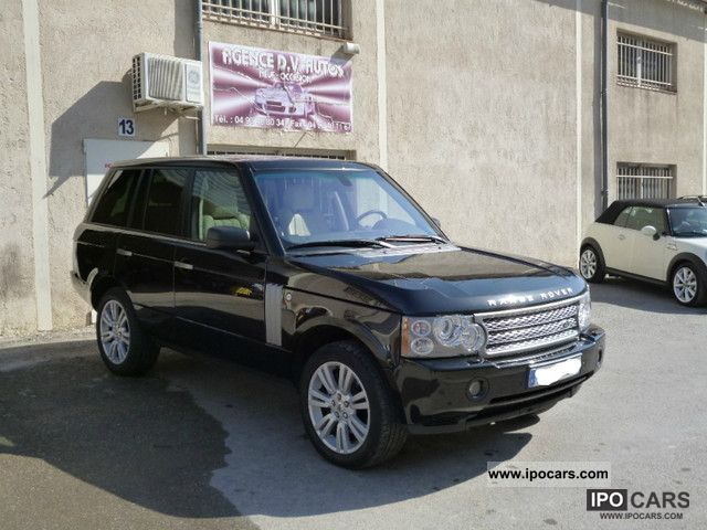 2009 Land Rover  Range Rover TDV8 HSE westminster Off-road Vehicle/Pickup Truck Used vehicle photo