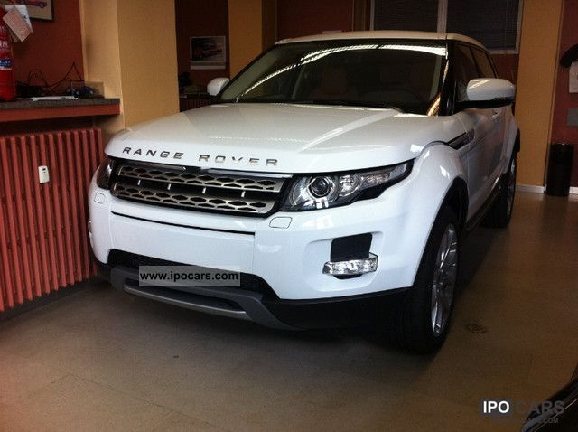 2011 Land Rover  Evoque Prestige 190cv PRONTA Consegna UFFICIAL Other New vehicle photo