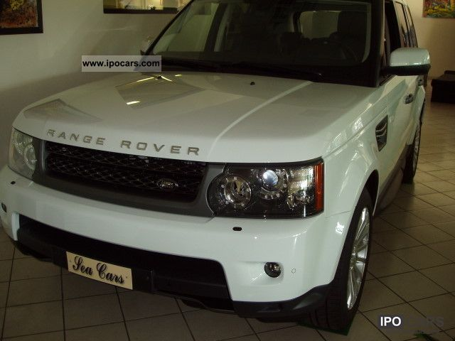 2011 Land Rover  3.0 TDV6 HSE Auto R.R.Sport M.Y.11 Off-road Vehicle/Pickup Truck New vehicle photo