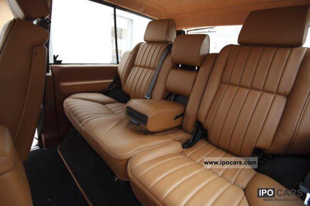 1993 Land Rover Range Rover Classic 2 Door 4 6 V8 Euro Iii
