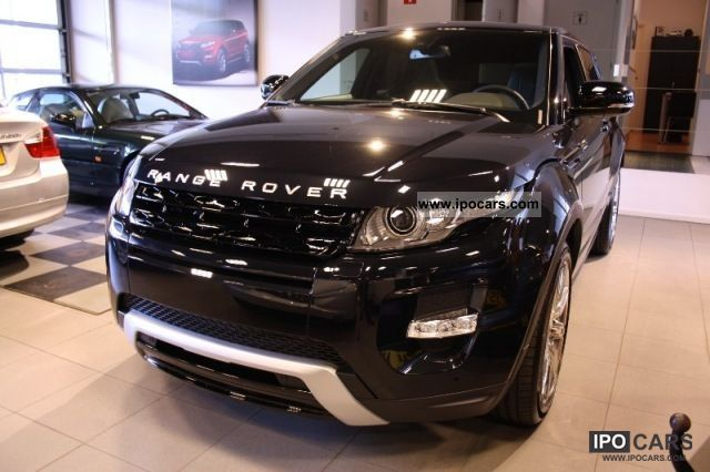 2011 Land Rover  Evoque, 2.2 4WD SD4 Dynamic Off-road Vehicle/Pickup Truck Used vehicle photo