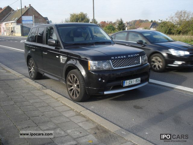2011 Land Rover  3.0D 245Cv AUTOBIOGRAPHY Off-road Vehicle/Pickup Truck Used vehicle photo