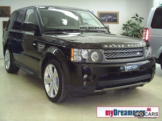 2012 Land Rover  5.0 Sport Supercharged BRHV T1: 89.900,-USD Off-road Vehicle/Pickup Truck Used vehicle photo