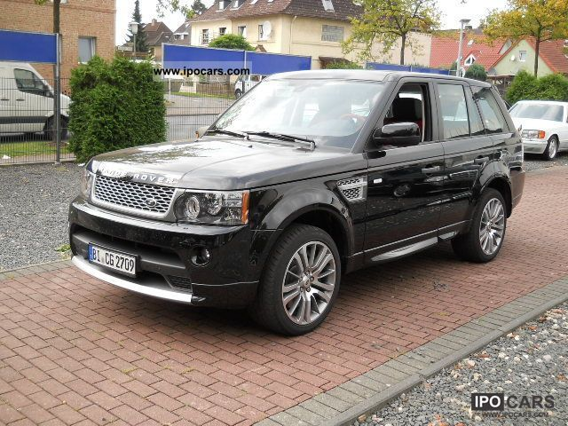 2011 land rover sport supercharged autobiography monza immediately car photo and specs. Black Bedroom Furniture Sets. Home Design Ideas