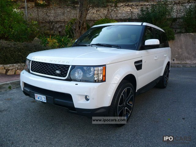 2012 Land Rover  Range Sports SDV6 Eden Park Off-road Vehicle/Pickup Truck Used vehicle photo