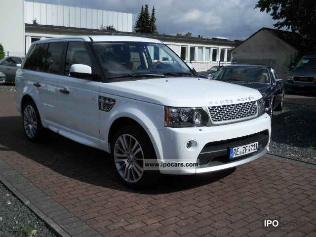2011 land rover sport supercharged autobiography monza 2012 car photo and specs. Black Bedroom Furniture Sets. Home Design Ideas