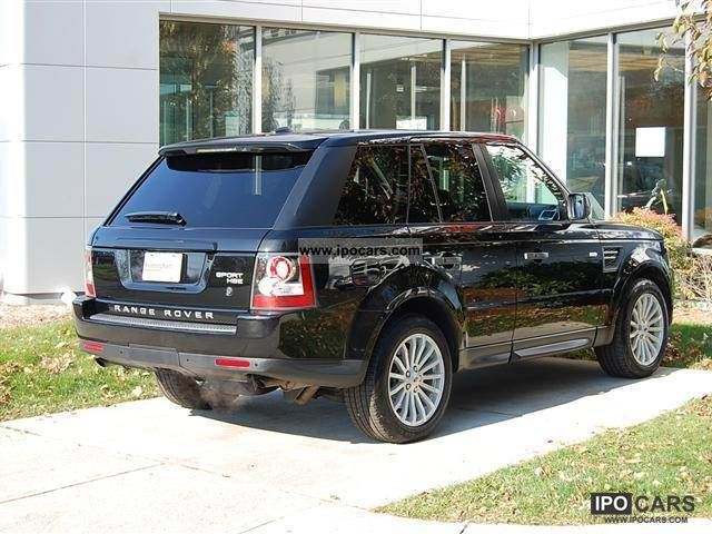 2011 Land Rover  RR Sports, Armored / Armoured Level A9/B6 + Off-road Vehicle/Pickup Truck Used vehicle photo