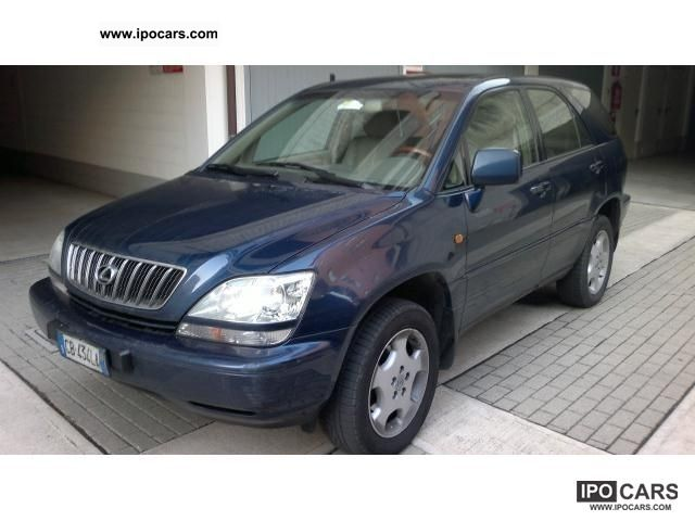 2002 Lexus  RX 300 AMBASSADOR Off-road Vehicle/Pickup Truck Used vehicle photo