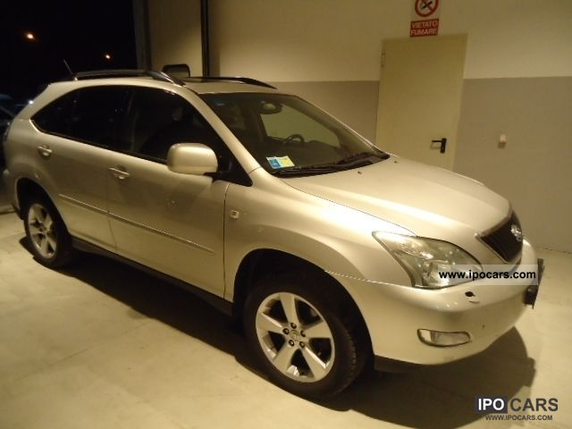Lexus  RX 300 IMPIANTO GPL 2005 Liquefied Petroleum Gas Cars (LPG, GPL, propane) photo