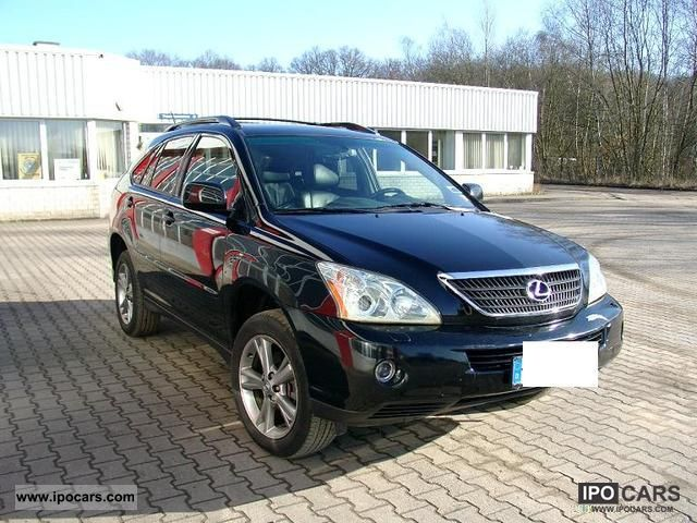Lexus  RX 400h (hybrid) 2006 Hybrid Cars photo