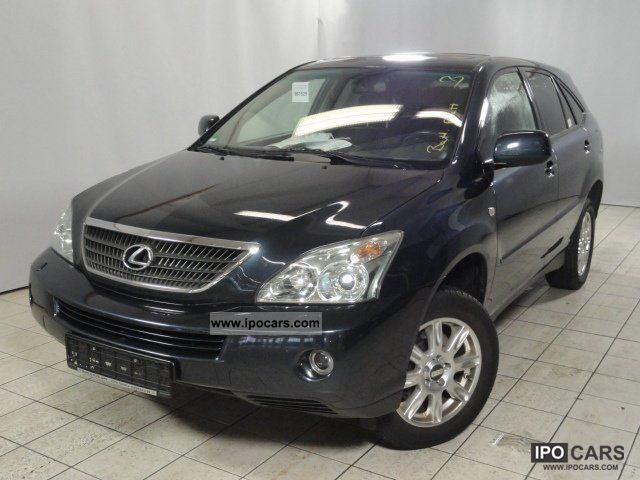 Lexus  RX 400 3.3 Aut. Hybrid NAVI LEATHER GERMAN 2005 Hybrid Cars photo