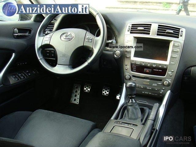 2008 lexus is 220d sport 2 2 16v navigation pack car photo and specs. Black Bedroom Furniture Sets. Home Design Ideas