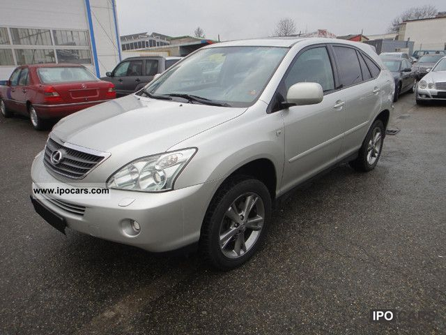Lexus  RX 400h (hybrid) Executive Leather / NAVI / XENON volume 2005 Hybrid Cars photo