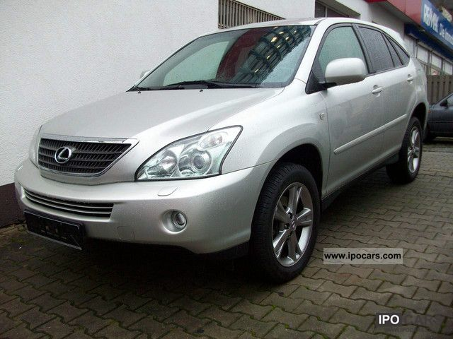 Lexus  RX 400h (hybrid) Executive 2005 Hybrid Cars photo