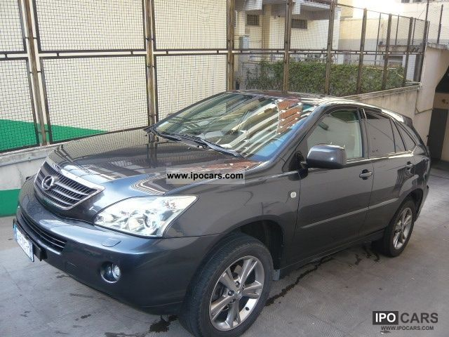 2005 Lexus  RX 400h Ambassador IBRIDA (Elettrica - Benzina) Off-road Vehicle/Pickup Truck Used vehicle photo