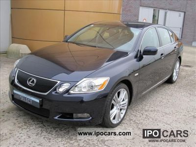 Lexus  GS 450H EXECUTIVE 2007 Hybrid Cars photo
