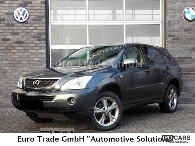 2007 Lexus  RX 400h (hybrid) Executive Leather / NAVI / XENON Off-road Vehicle/Pickup Truck Used vehicle photo