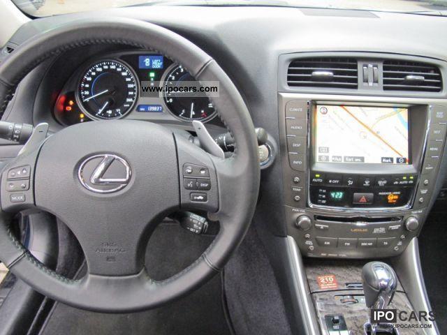 2009 Lexus Is250 Luxury Automatic 2 5 Limousine Used Vehicle Photo