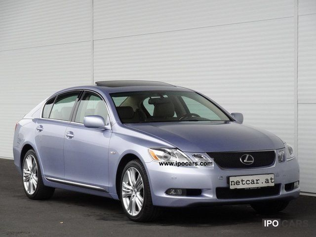 2007 Lexus  GS 450 h Aut president. Limousine Used vehicle photo