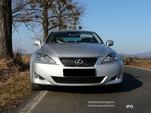 2008 lexus is 220 car photo and specs. Black Bedroom Furniture Sets. Home Design Ideas